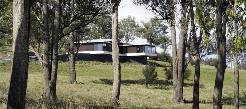 rural Australian architecture retreat