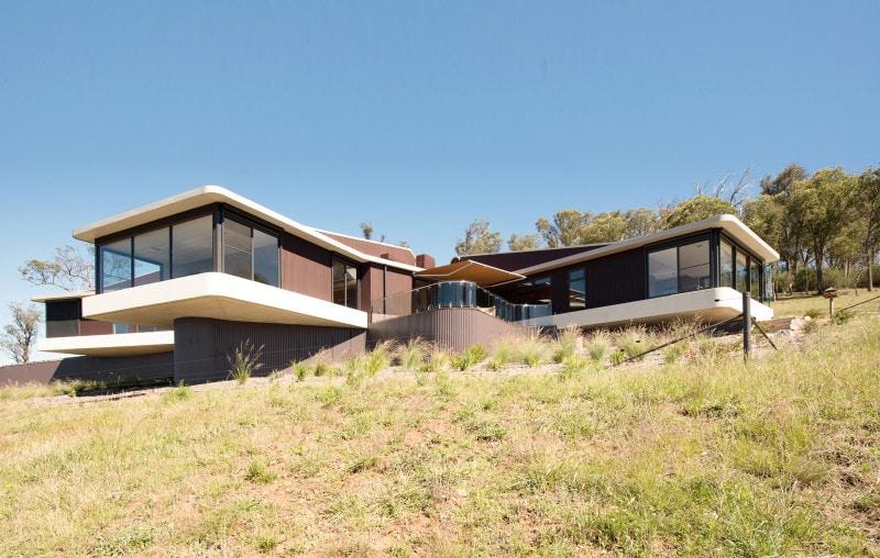 Luigi Rosselli Architects | High Country House | © Edward Birch