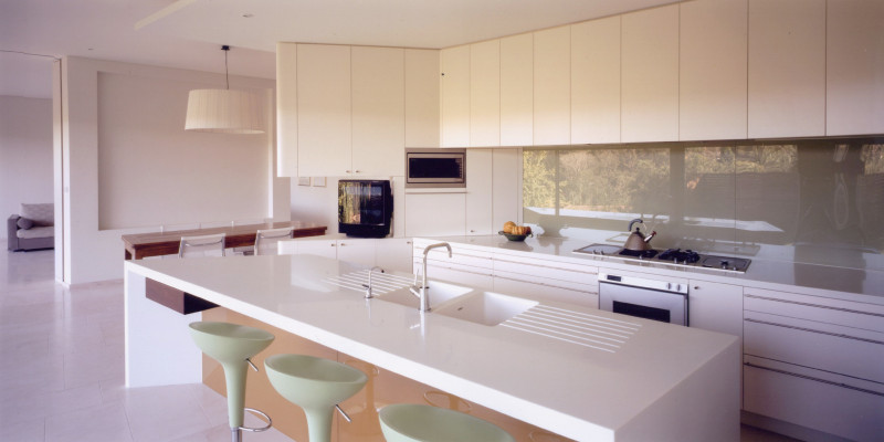 Luigi Rosselli, Kitchen, Kitchen Island Bench