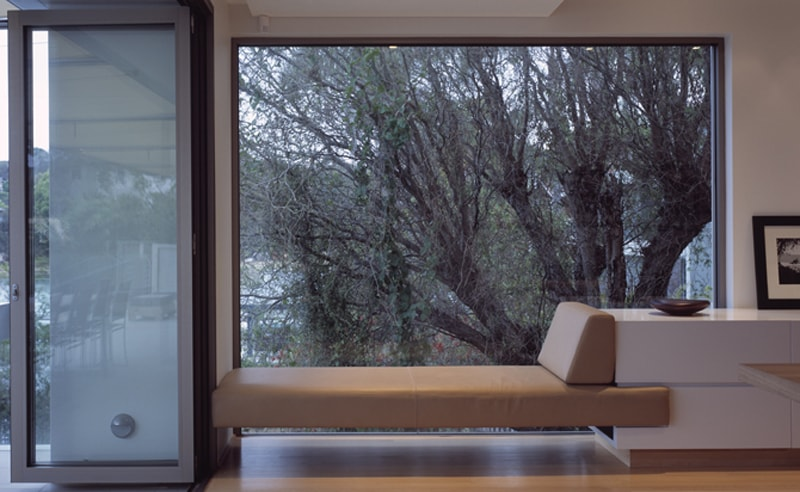 Luigi Rosselli, Picture Window, Integrated Bench Seat, Day Bed