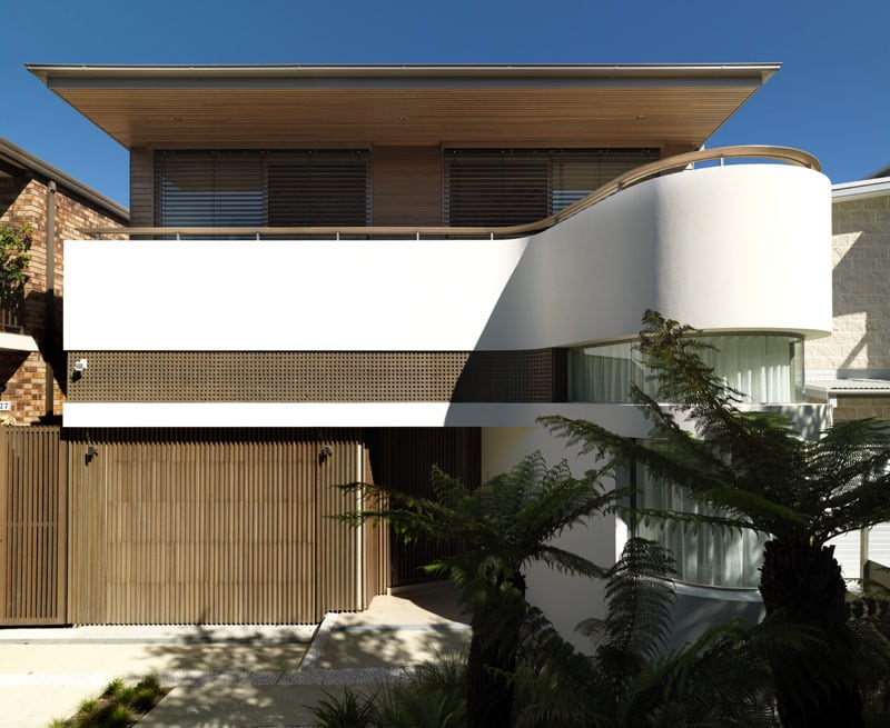 Luigi Rosselli Architects | Henry Street | © Justin Alexander