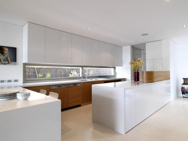 Luigi Rosselli, Kitchen