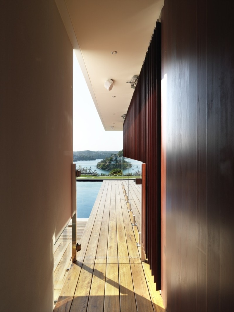 Luigi Rosselli, Timber Deck