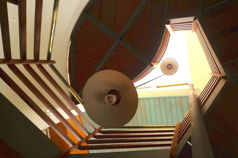 Luigi Rosselli, Stair Design