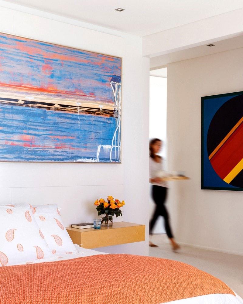 Luigi Rosselli, Bedroom