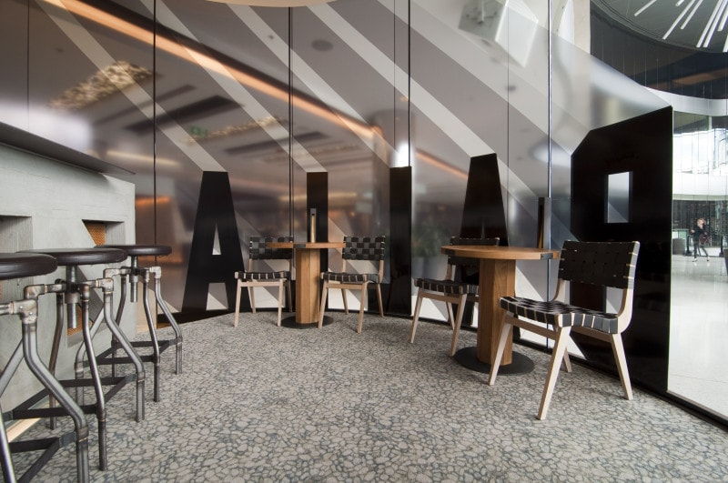 Luigi Rosselli, Restaurant, Dining Area, Seating Area