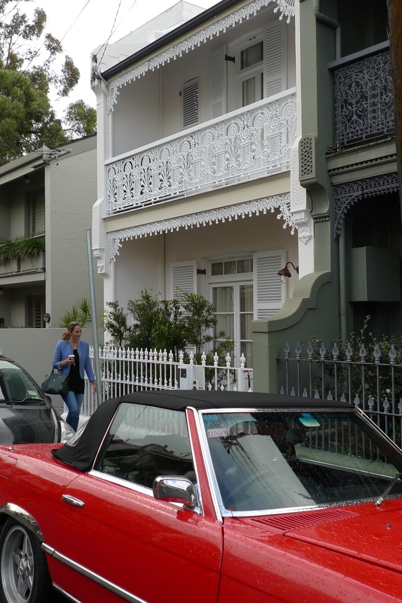 Luigi Rosselli, Art Deco House, Architecture, Terrace, Alterations and Additions