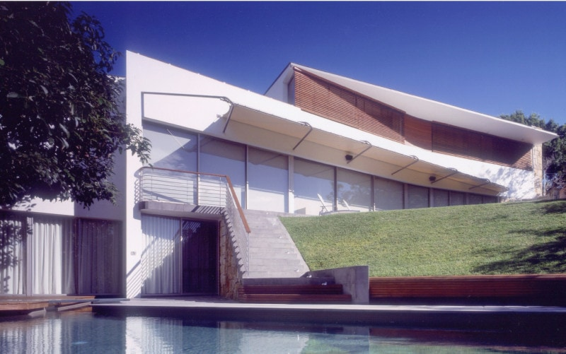 Luigi Rosselli Architects | pool architecture