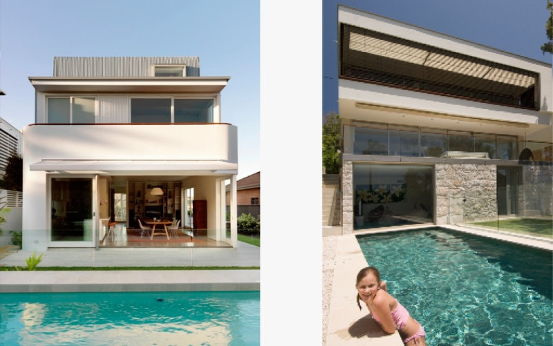 Luigi Rosselli Architects | pool architecture