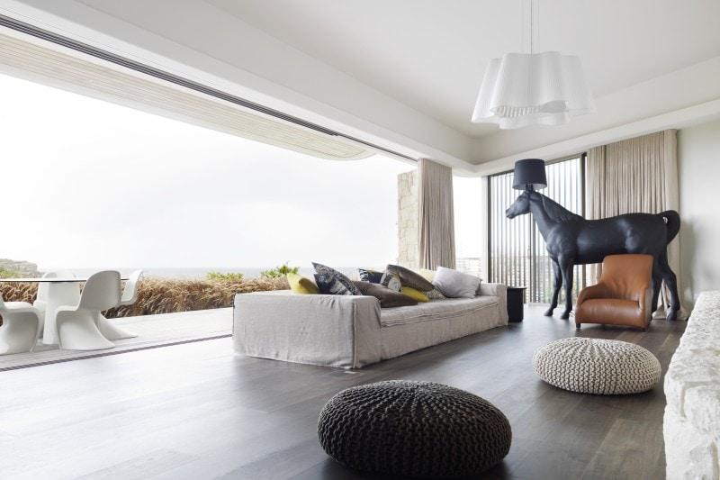 Luigi Rosselli, Living Room