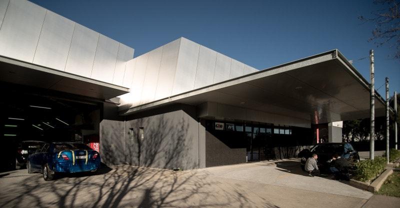 Luigi Rosselli Architects | South Sydney Workshop | © Edward Birch