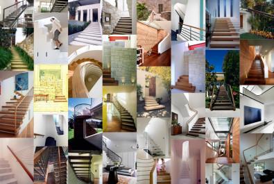 Luigi Rosselli, Stairs