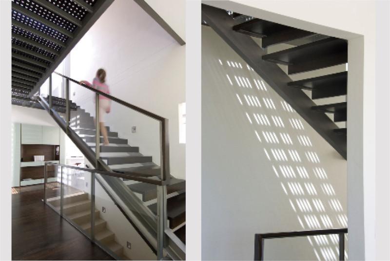Luigi Rosseli, Stairs