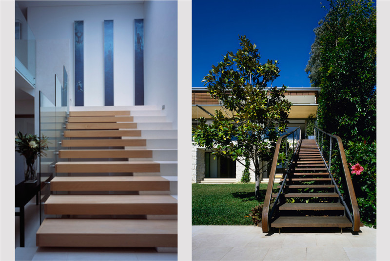 Luigi Rosselli, Stairs, Steps, Floating Stairs, External Stairs