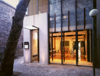 Luigi Rosselli, Adaptive Reuse, Sydney, Cobblestone, Concrete, Modern Addition, Alterations and Additions