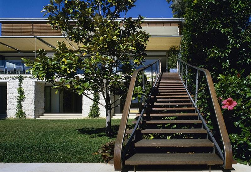 Luigi Rosselli, Timber External Stair