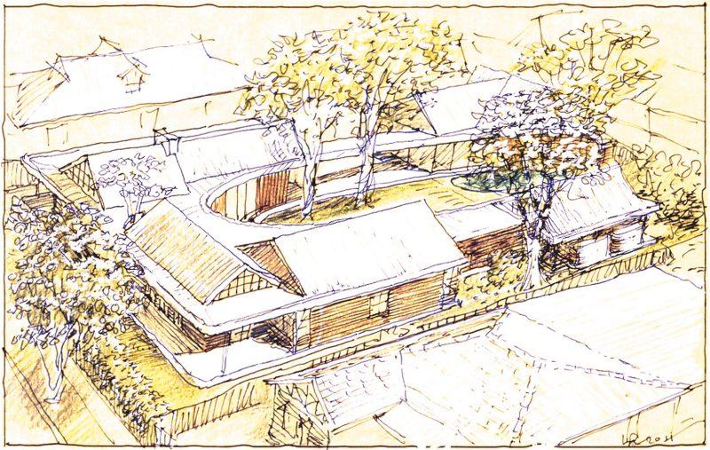 Luigi Rosselli Architects | Subiaco House | © Luigi Rosselli Architects