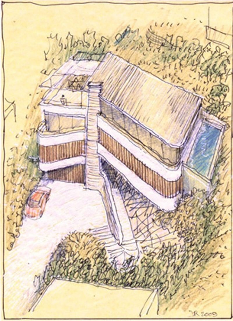 Luigi Rosselli Architects | Bicton House | © Luigi Rosselli Architects