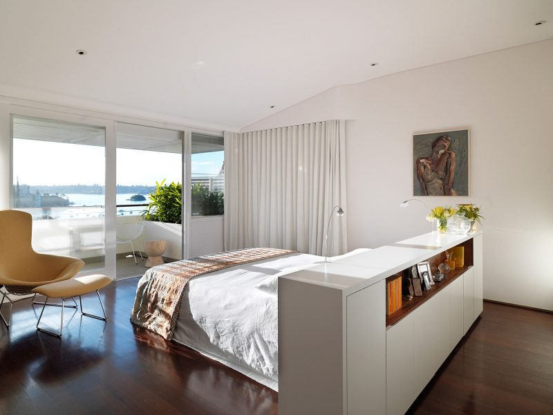 Luigi Rosselli, Bedroom, Joinery, Bedhead Joinery