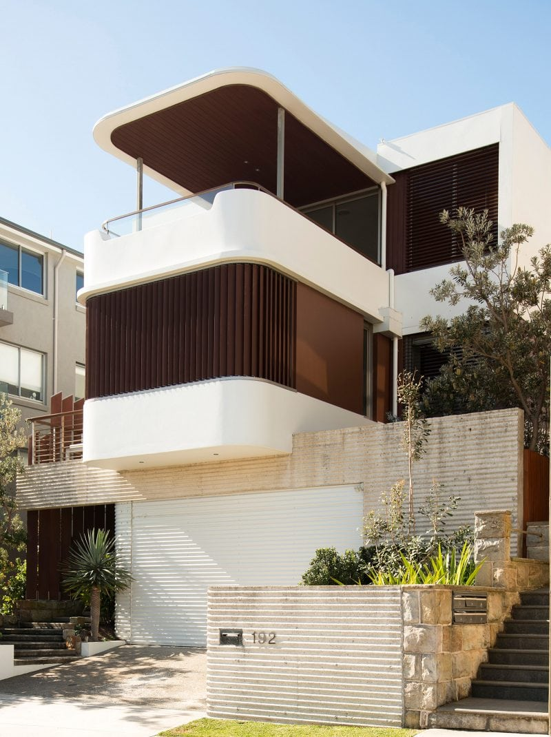 luigi rosselli architects growing house hastings parade
