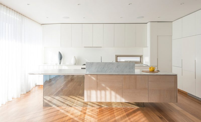 Luigi Rosselli, Kitchen Island Bench, Timber Floors