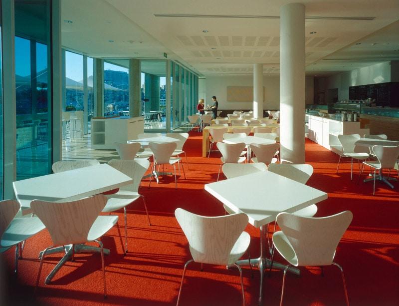 Luigi Rosselli Architects | ART Gallery of NSW Restaurant | © Eric Sierins of Max Dupain & Associates