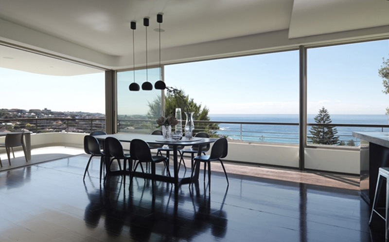 Luigi Rosselli, Dining Room Design, Balcony, Bronte