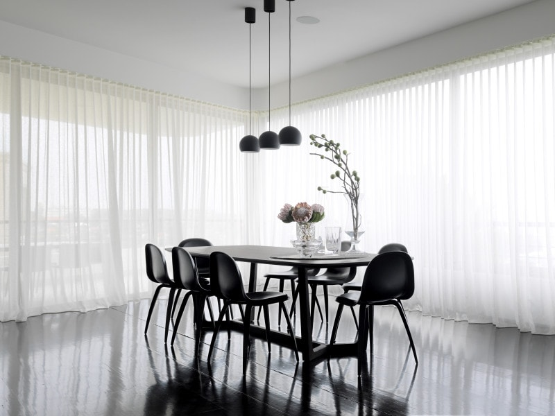 Luigi Rosselli, Dining Room Design
