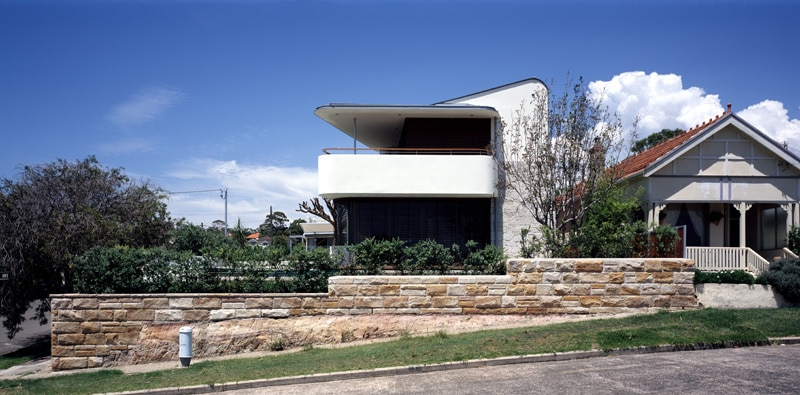 Luigi Rosselli Architects | Bayview Avenue | © Richard Glover