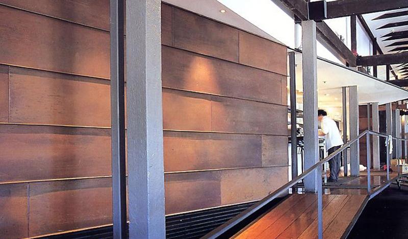 Luigi Rosselli Architects | Belmondo Restaurant | © Liz Cotter