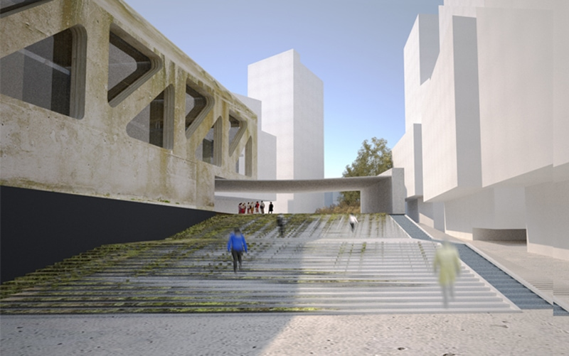 Luigi Rosselli Architects | Bridge of Sighs | © Luigi Rosselli Architects