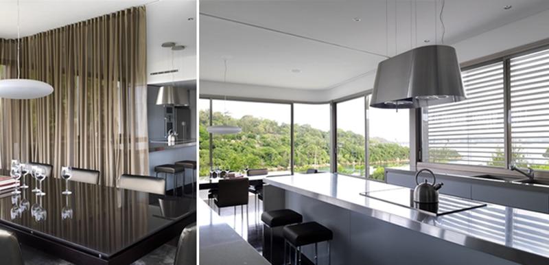 Luigi Rosselli, Living Room, Kitchen