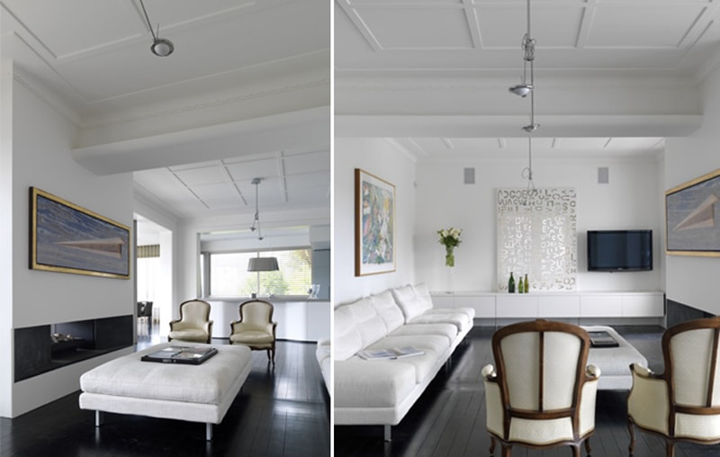 Traditional Ceiling, Traditional Cornices, Traditional Mouldings, Living Room, Luigi Rosselli