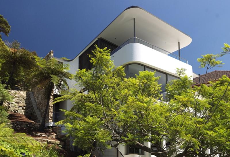 Luigi Rosselli Architects | Curraghbeena Road | © Justin Alexander