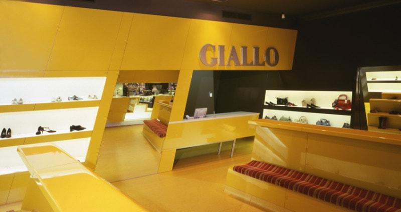 Luigi Rosselli Architects | Giallo Store | © Blain Crellin