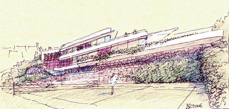 Luigi Rosselli Architects | Gordons Bay | © Luigi Rosselli