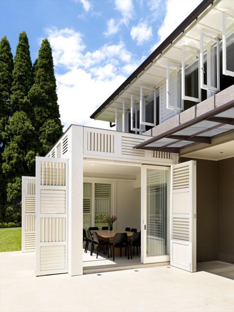Luigi Rosselli Architects | Lennox Street House | © Justin Alexander