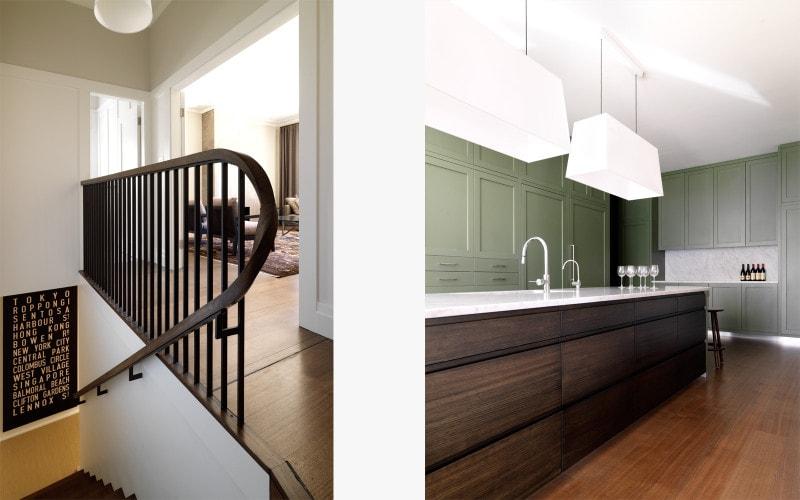 Luigi Rosselli Architects | Lennox Street | © Justin Alexander