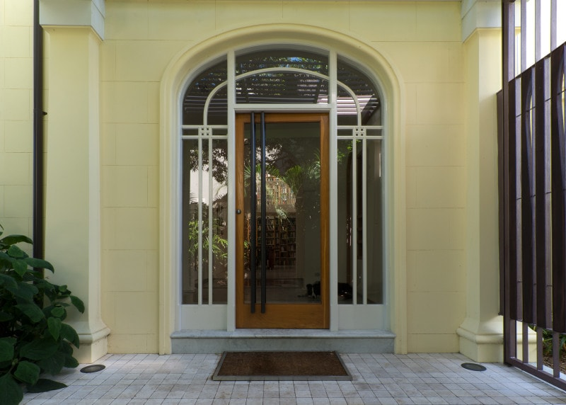 Luigi Rosselli, Entry Door, Arch, Arch Classical Door