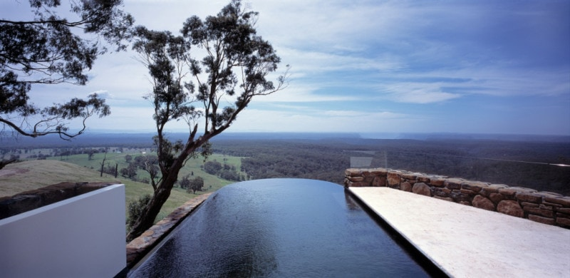 Luigi Rosselli, Swimming Pool, Outback, Pool, Overlooking View