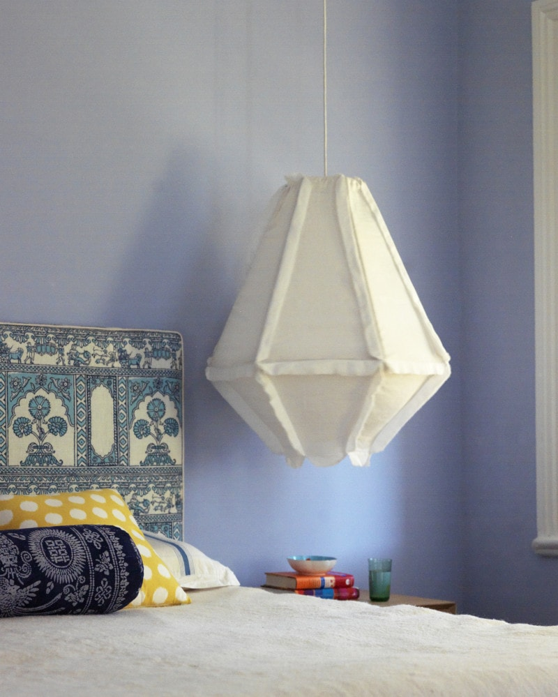 Luigi Rosselli, Lantern Pendant Light, Bedroom Light Fitting
