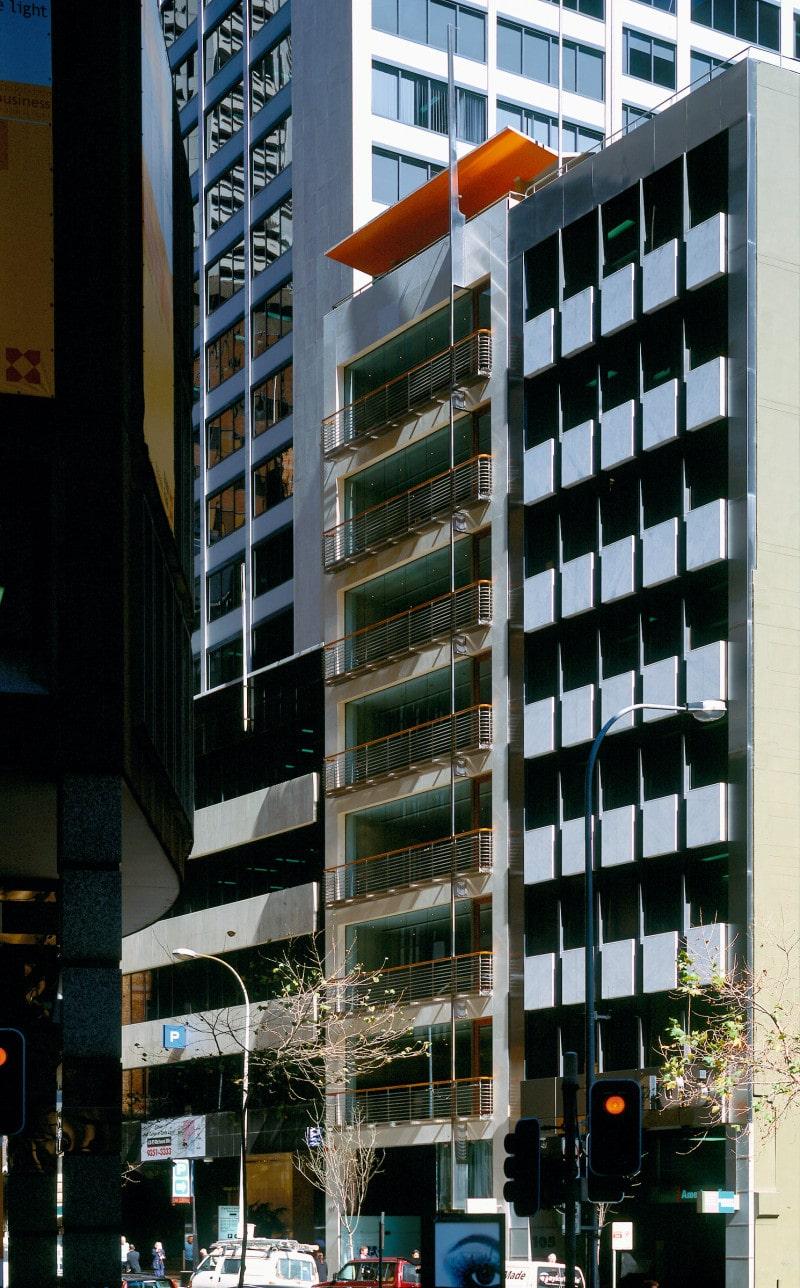 Luigi Rosselli Architects | Pitt Street Office Building | © Richard Glover