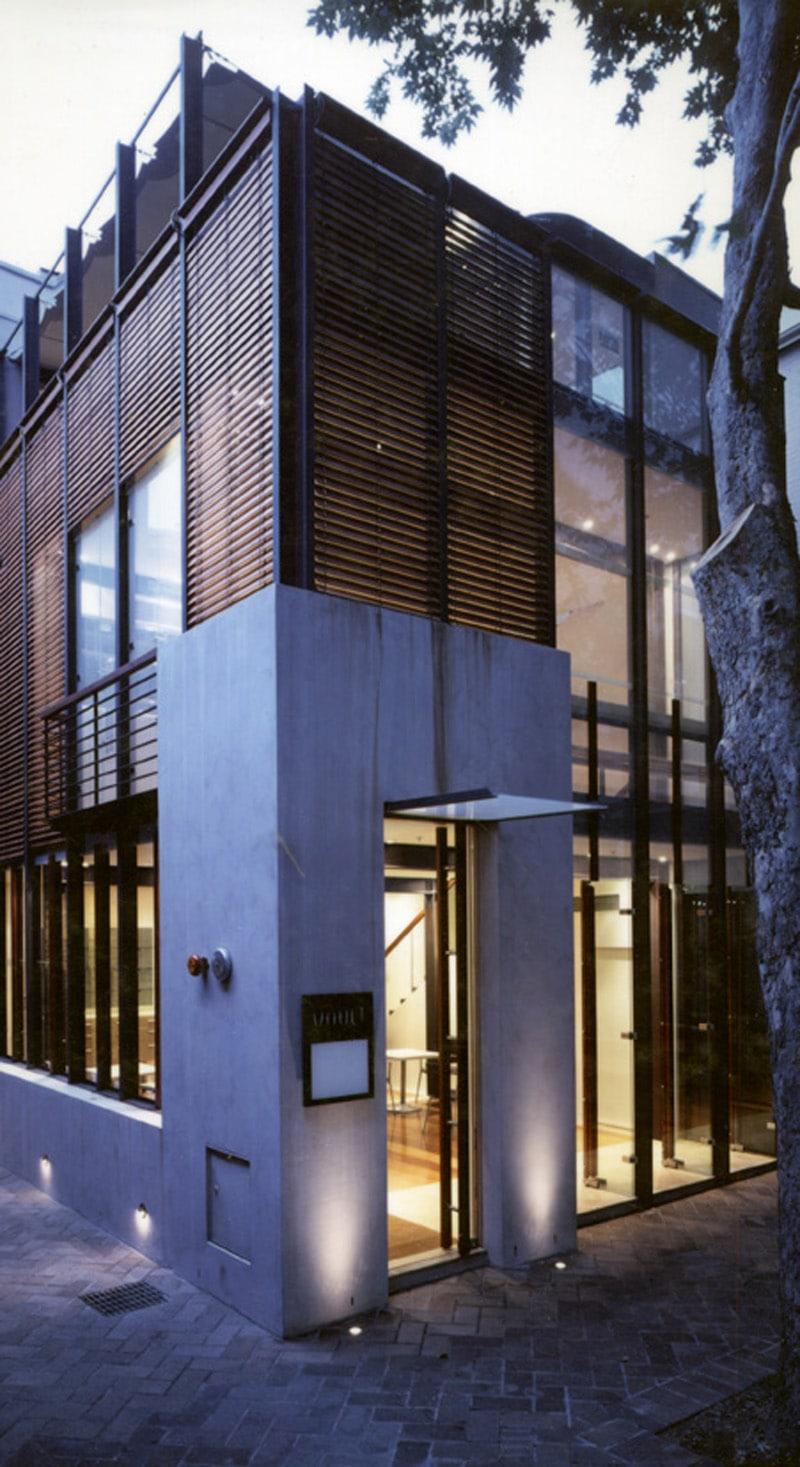 Luigi Rosselli, Adaptive Reuse, Sydney, The Rocks, Modern Addition, Alterations and Additions