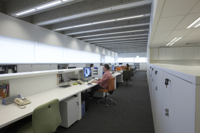 Luigi Rosselli, UTS, School Architecture, Office, Computer Lab, Computer Desks