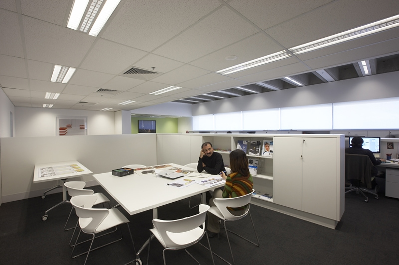 Luigi Rosselli Architects | UTS Marketing Offices | © UTS FMU