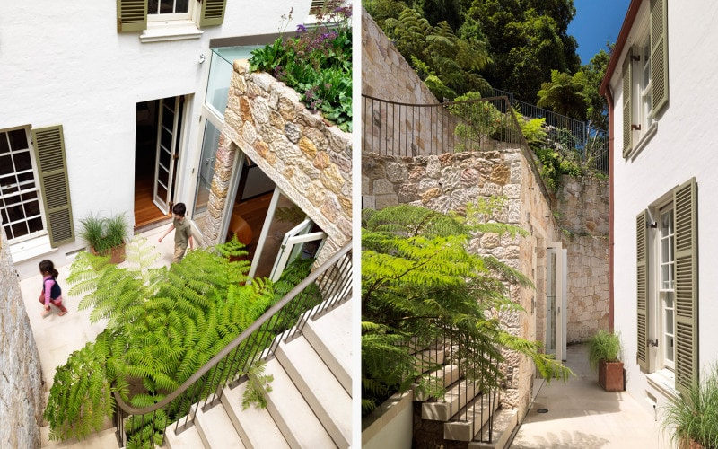 Luigi Rosselli Architects   Wiston Gardens   © Justin Alexander