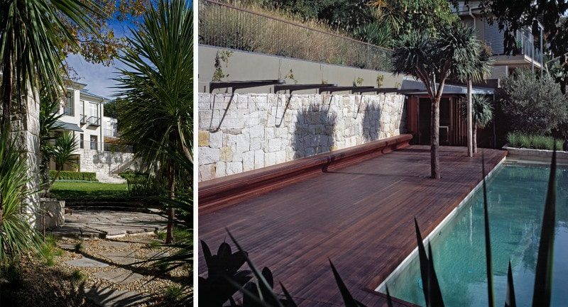 Luigi Rosselli, Swimming Pool, Pool, Timber Deck