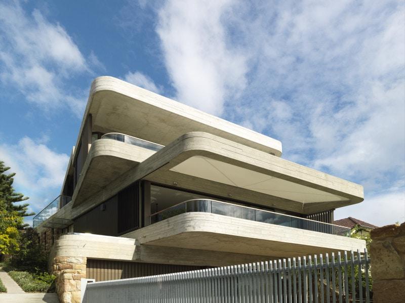 Luigi Rosselli Architects | Gordons Bay House | © Justin Alexander