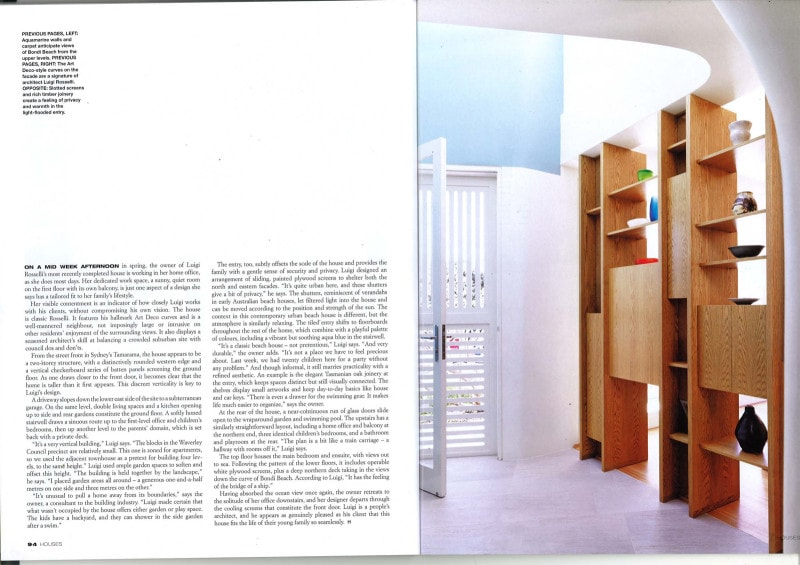 Luigi Rosselli, Book Shelf, Display Shelf