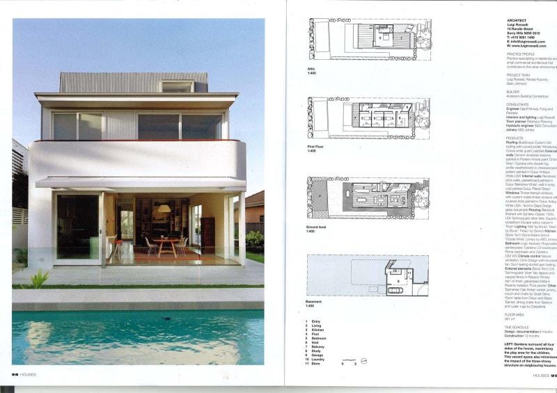 Luigi Rosselli Architects | Sun Screened